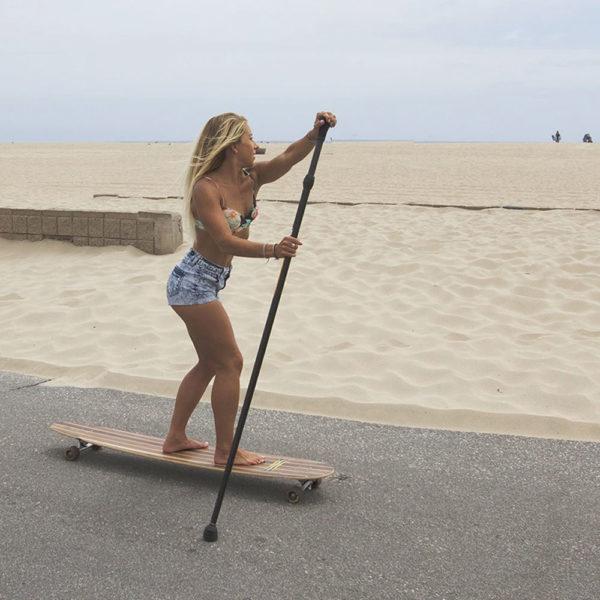 משוט רחוב מתכוונן לסקייטבורד Hamboards Paddle