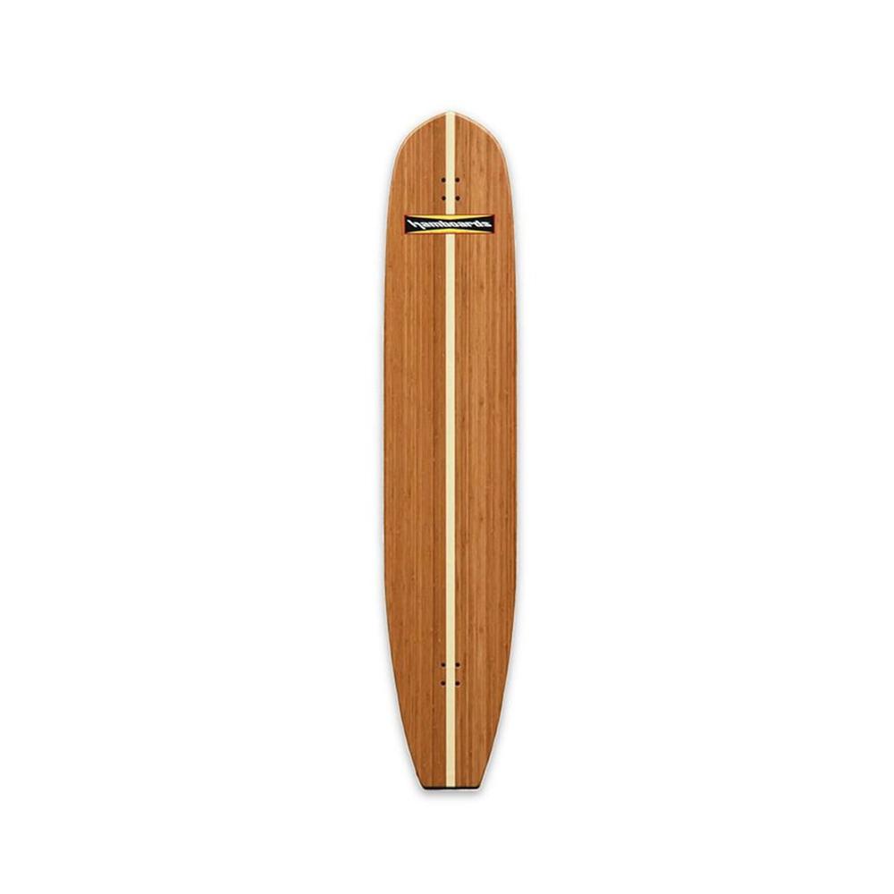 """סקייטבורד המבורד """"74 Hamboards Classic Natural Bamboo"""